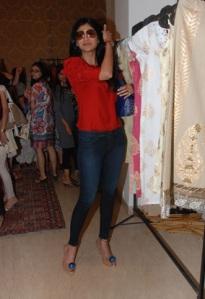 A Peek Inside Shilpa Shetty's Closet