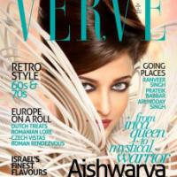 Aishwarya Rai-Bachchan - Verve Magazine March 2011