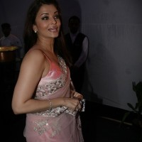 Aishwarya Rai-Bachchan at FICCI Frames 2011