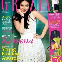 Kareena Kapoor Covers Grazia India as the Magazine Turns 3