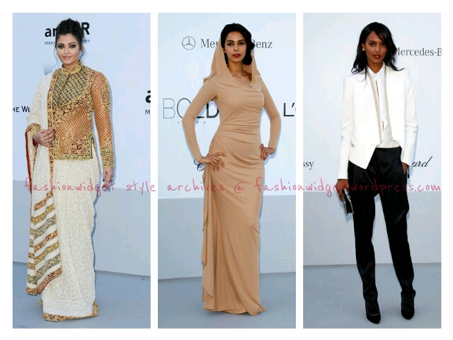 Fashion Winners: Top 3 Most Interesting Looks From the 2012 amFAR Gala in Cannes