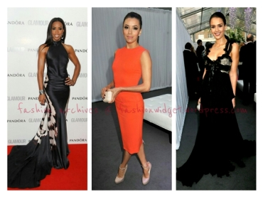 UK Fashion Update: Kelly Rowland and other Best Dressed Stars at the 2012 Glamour Women of the Year Awards