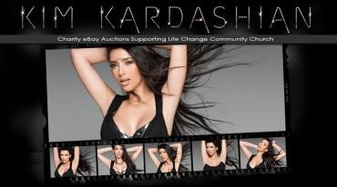 Shop Kim Kardashian's Closet for Charity...