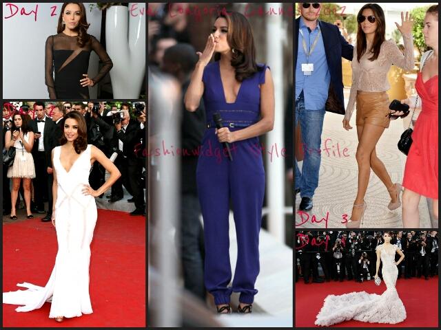 Cannes 2012 Style Profile Eva Longoria Fashionwidget