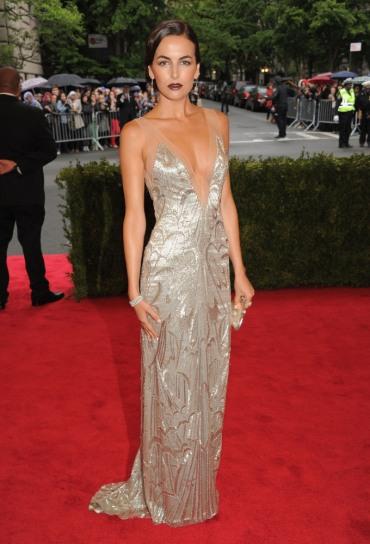 #4 Best Dressed @ the Met Gala 2012 - Camilla Belle in Ralph Lauren