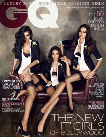 A New Day A New Month: Bollywood Item Newbies Cover GQ India but Who's Who?