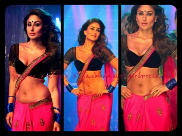 Bollywood Fashion Update: Designer Manish Malhotra Styles Kareena Kapoor for 'Halkat Jawani'