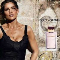 French Model Laetitia Casta Unveiled as the New Face of Dolce & Gabbana Perfumes