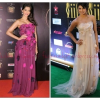 Bollywood Fashion Update: Double Fashion Assault on Sonam Kapoor via Priyanka Chopra and Cousin Parineeti!!!