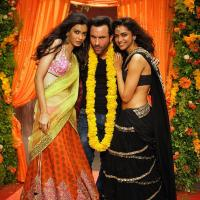 The Stylish 'Cocktail' Team: Diana Penty, Saif Ali-Khan and Deepika Padukone
