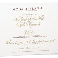 Special Invitation - New York Fashion Week SS13 Sale Courtesy of Moda Operandi